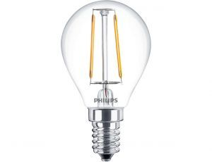 CLA LEDLuster ND 2.3W E14 827 P45 CL