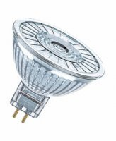 LED STAR MR16 36° 2.9 W/840